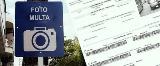 Derecho de petición para fotomultas